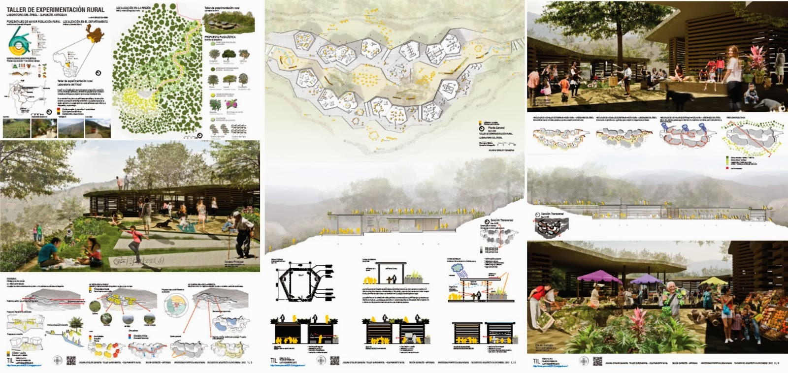 Formato de presentaci n de l minas premio til 2014 for Tesis de arquitectura ejemplos