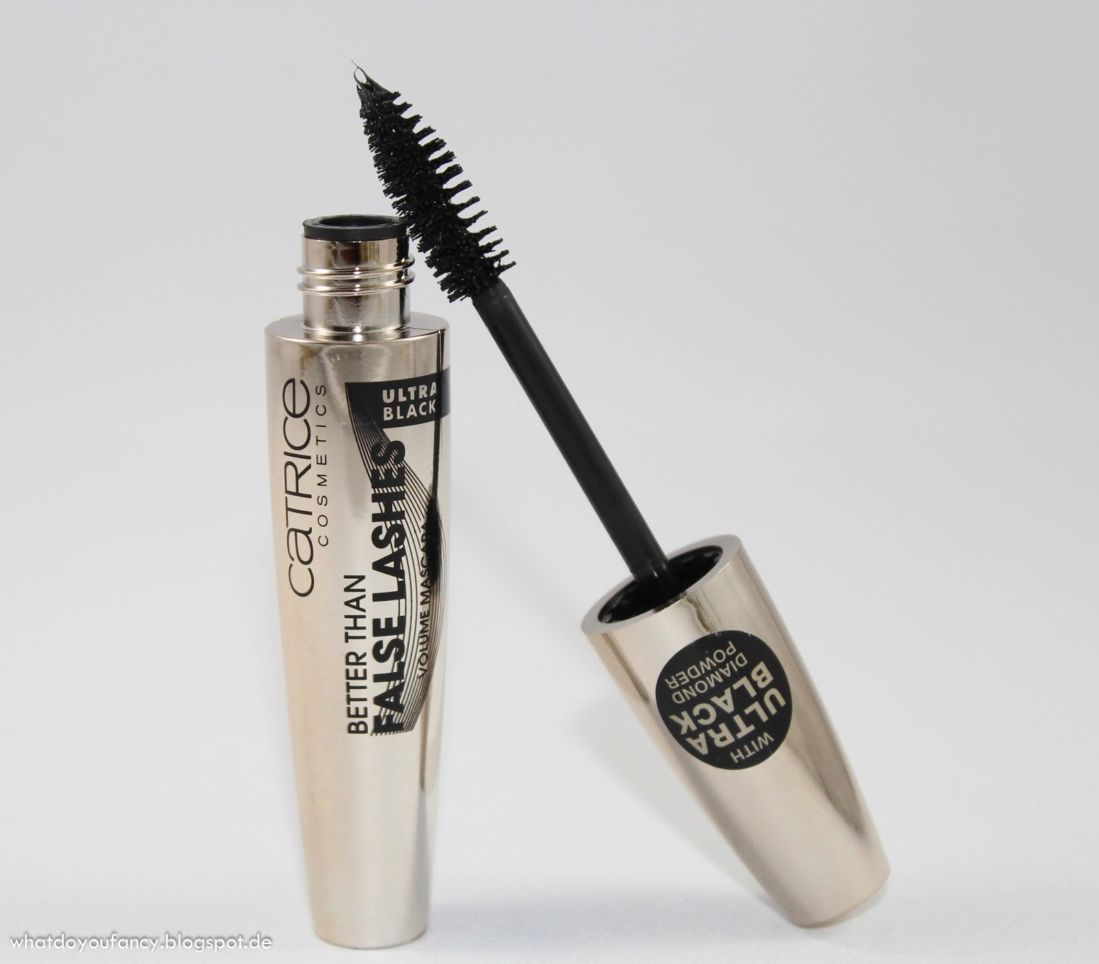 "CATRICE ""Better Than False Lashes Mascara Ultra Black"""