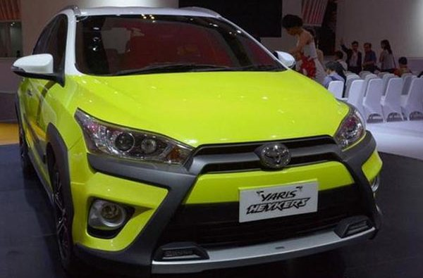 toyota yaris trd matic brand new altis for sale philippines terbaru heykers bernuansa crossover/ suv ...