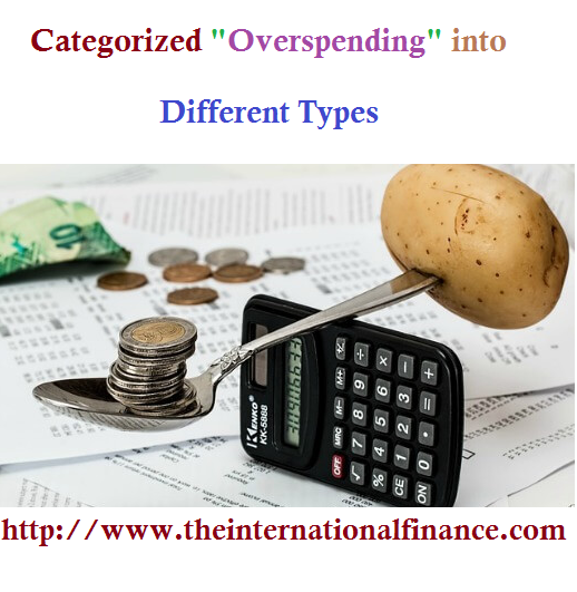 "Can ""Overspending"" be Categorized into Different Types?"