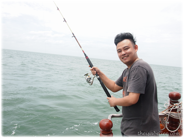 Fishing in Hua Hin