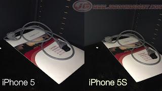 Perbandingan Hasil foto Kamera iPhone 5 dan 5S