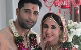 urmila matondkar marriage picture