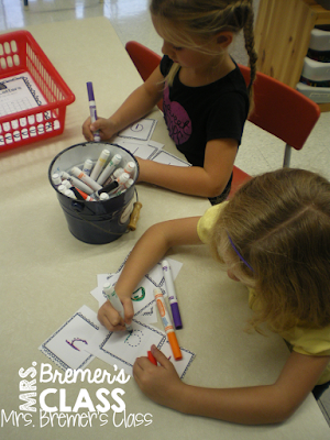 Rainbow writing activities to practice letter formation, letter recognition, and sight words!