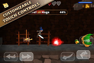 Swordigo Apk For Android - Game Petualangan Seru