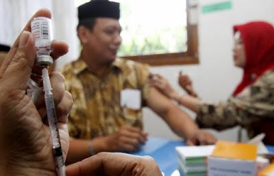 Suntik Meningitis Mulai Dijalani CJH Pada Tahap Kedua Ini