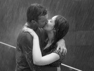 como dar un beso