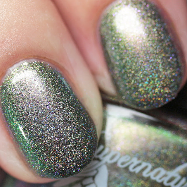 Supernatural Lacquer The Valkyries