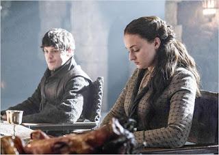 Sansa Stark Ramsay Bolton Saison 5