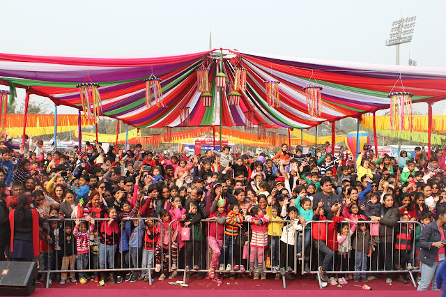 India's largest kids and family festival is all set to unveil its magic in Bengaluru; Pune; Delhi and Gurgaon