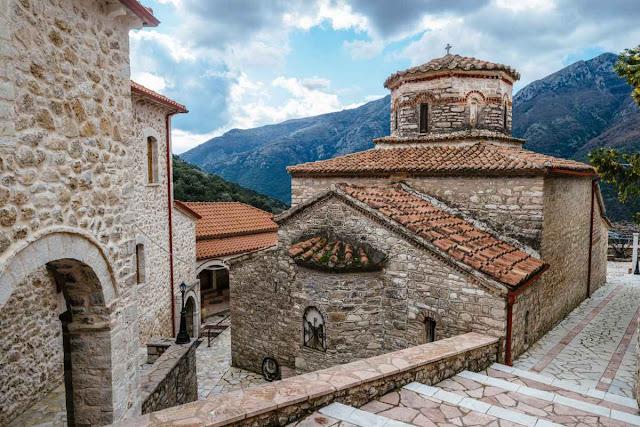 Ολοκληρώθηκε η αναπαλαίωση του ναού της μονής Γηρομερίου