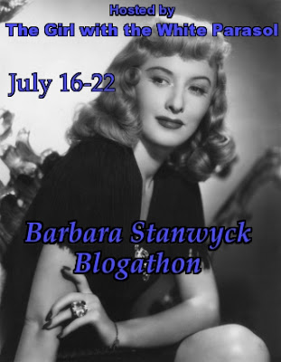 The Barbara Stanwyck Blogathon