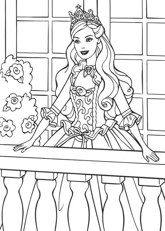 Mewarnai Gambar Barbie Princess : mewarnai, gambar, barbie, princess, Gambar, Mewarnai, Barbie, Princess, Terbaru, Gambarcoloring