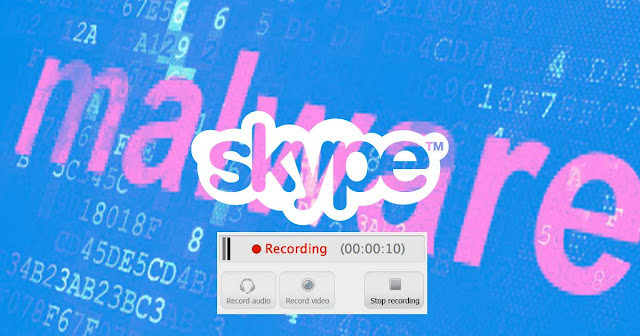 "Malware ""T9000"" Now Your Skype Conversations Have Been Recorded"