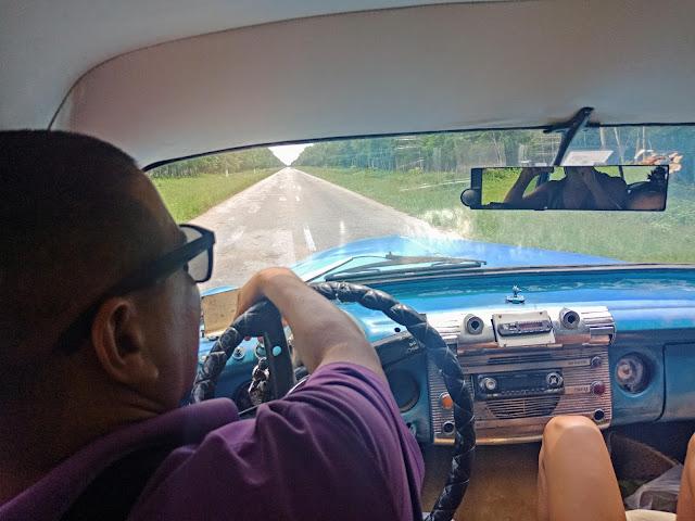 transport en commun à Cuba