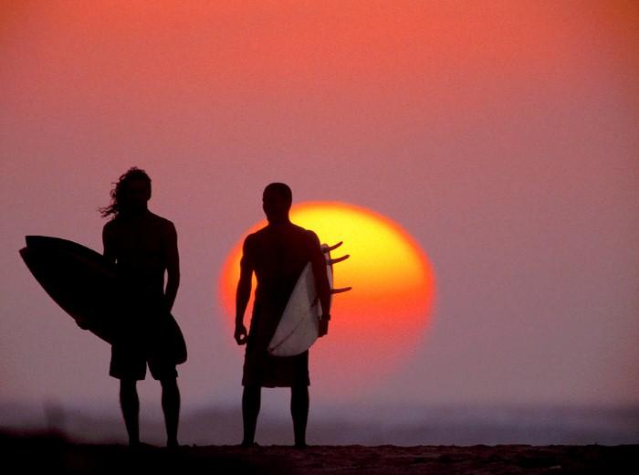 Красоты Гавайских островов. Фотографии. Sean Davey 15