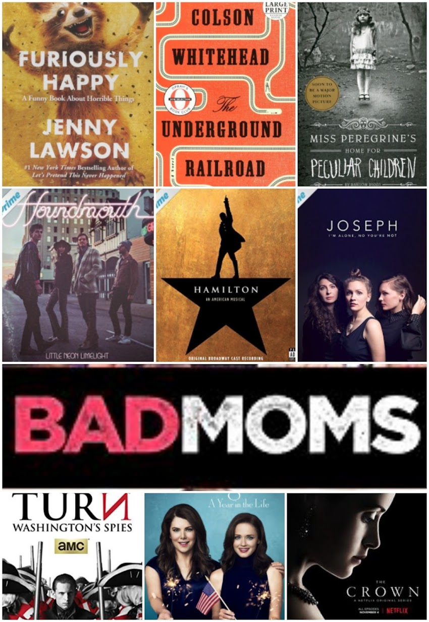 My year in Books, Music and more...