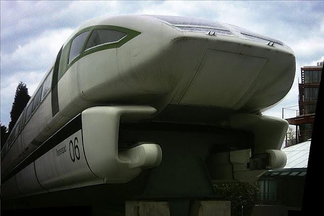 Gambar Kereta Maglev di Jerman Teknologi Magnet