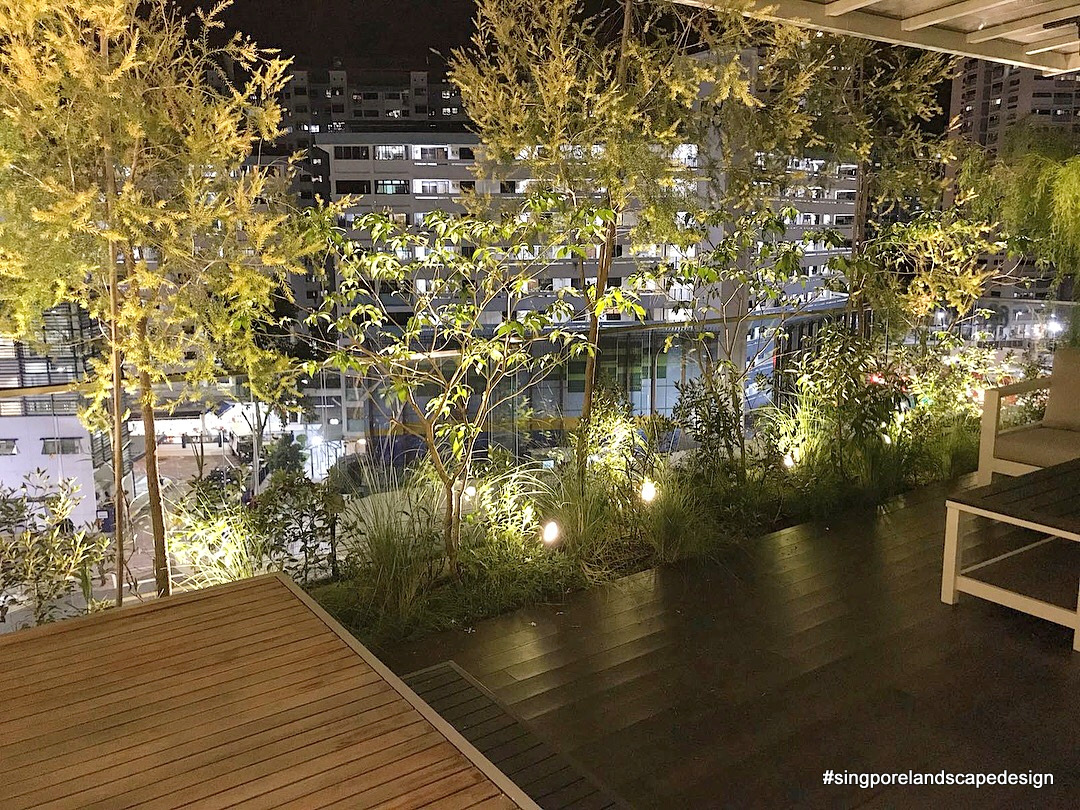 Singapore Landscape Design: April 2018