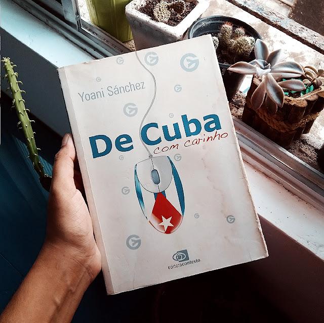 De Cuba, com carinho Janela Literária