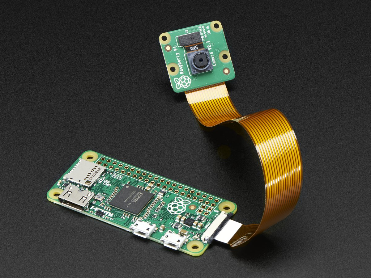 Adventures in ZoneMinder: Raspberry Pi Zero Camera