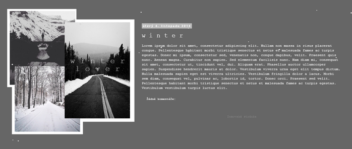 5399611a527b WINTER LOVER│DESIGNY