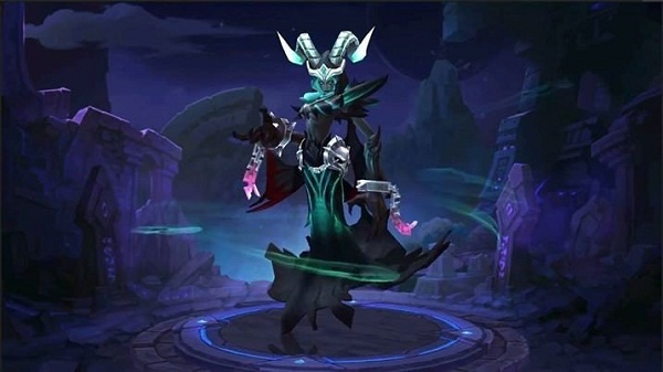 Vexana, the Necromancer first look + skills leaked