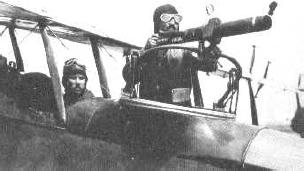 Ases del Aire en la I Guerra mundial