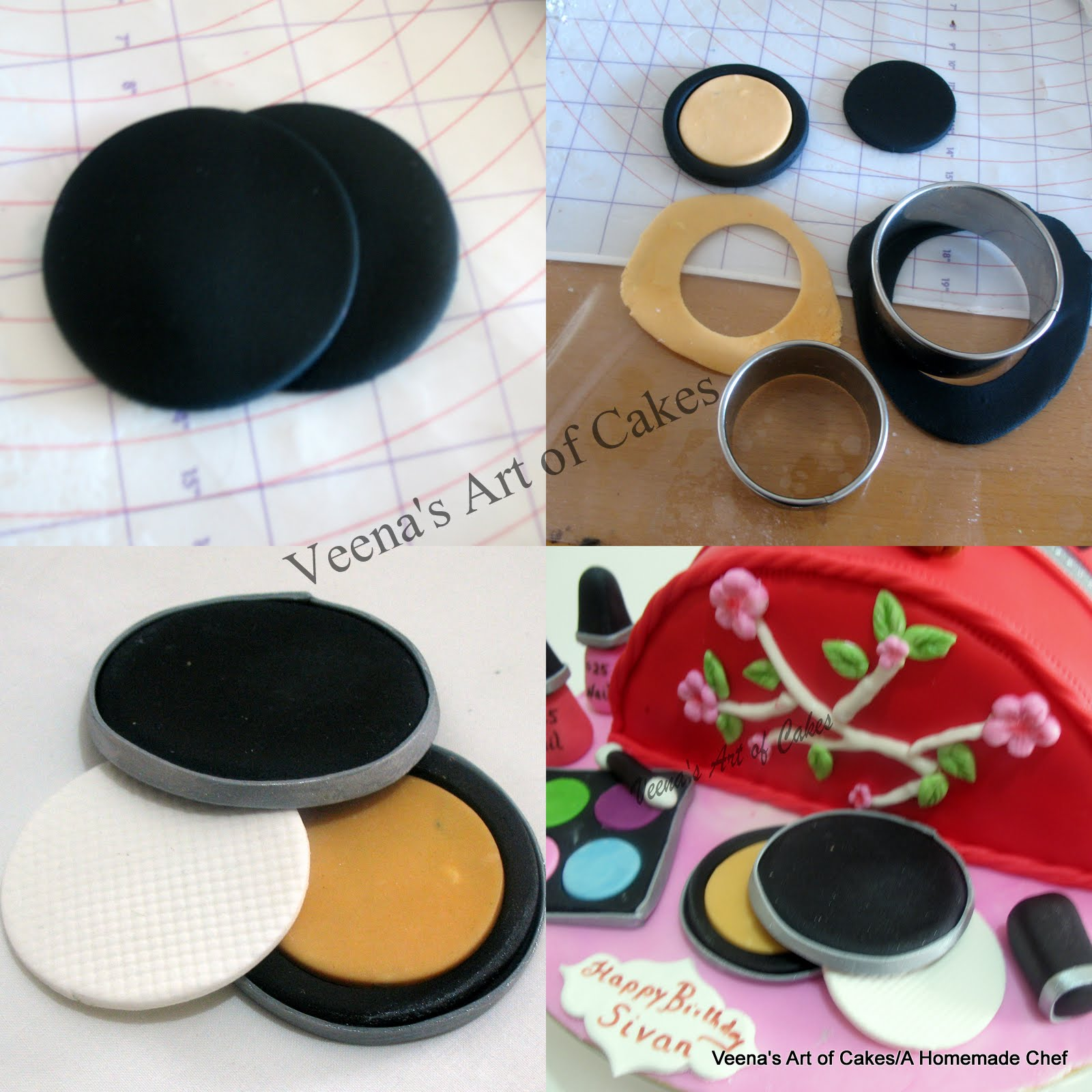 98f5b5a134a0 Makeup Case Cake Images ✓ The Halloween and Makeup
