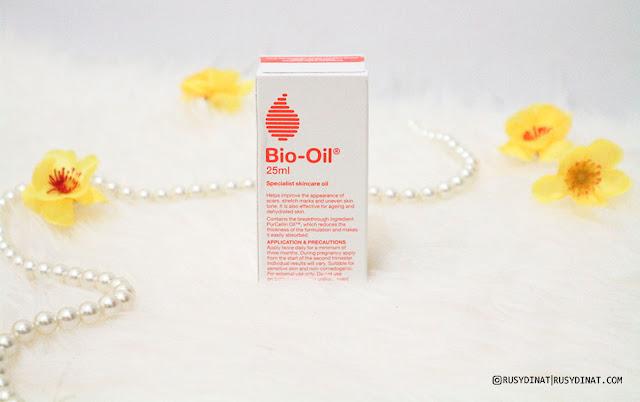 Samarkan Bekas Luka Dengan Bio-Oil
