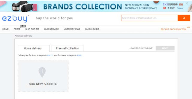 Ezbuy Laman Web Shopping Murah Pilihan Ramai