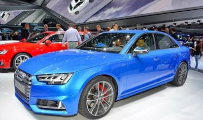 Audi 2019 S4 Review, Specs, Price