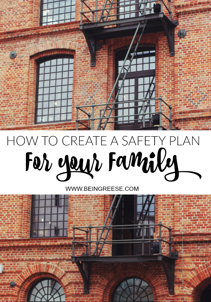 Having a safety plan in place could save your life, and the life of your loved one. Here's how to create a simple safety plan for your family
