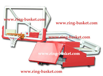 jual ring basket portabel murah