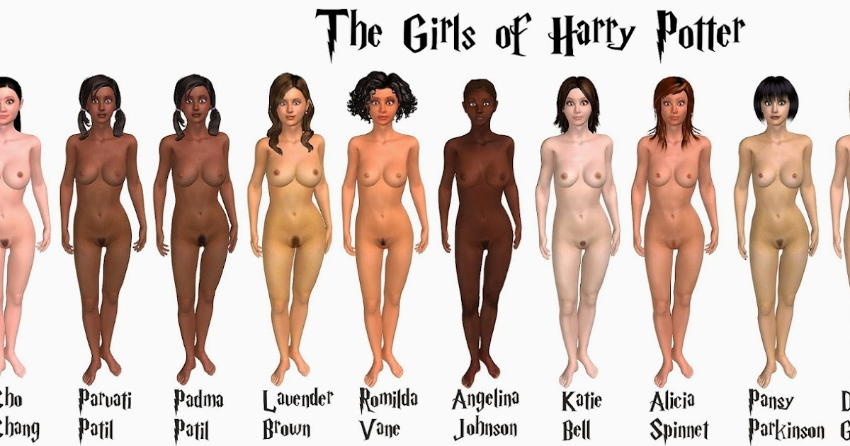 The girls of harry potter nude dildo bitches sexy