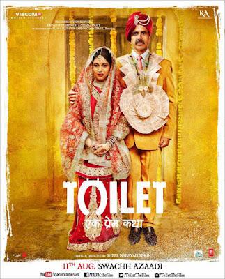 टॉयलेट एक प्रेम कथा का रिव्यू तथा रेटिंग