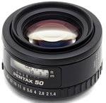 Pentax SMC FA 50 мм f 1.4 фото