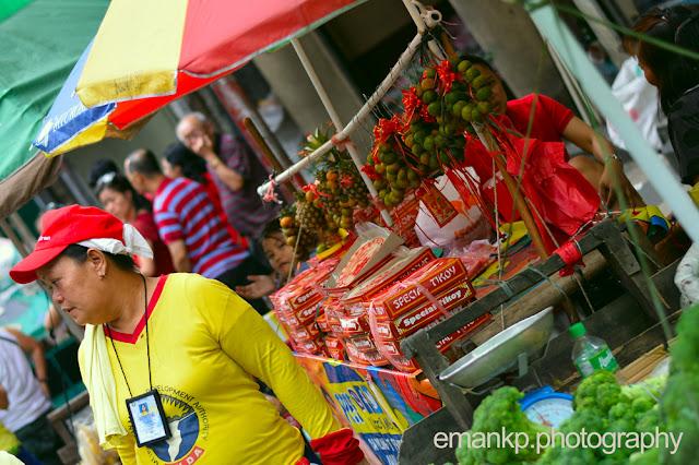 CHINATOWN PHOTOWALK 2016: Tikoy stall