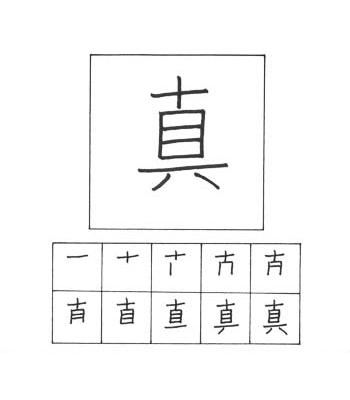 kanji nyata
