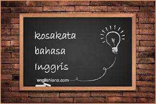 (Kosakata Bahasa Inggris) Kumpulan Kata Benda di Kelas dalam Bahasa Inggris dan Kata Sifat dalam Bahasa Inggris beserta Gambarnya