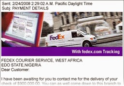 FedEx Email Scam