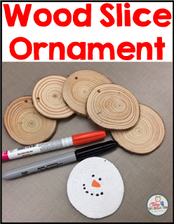 snowman ornament parent gift easy