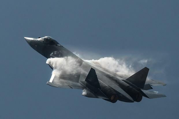 Jet Tempur Siluman Terbaru Rusia T-50 Memasuki Tahap Produksi Masal