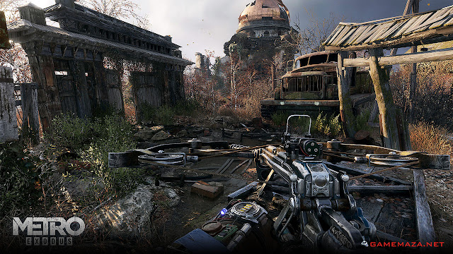 Metro Exodus Gameplay Screenshot 1