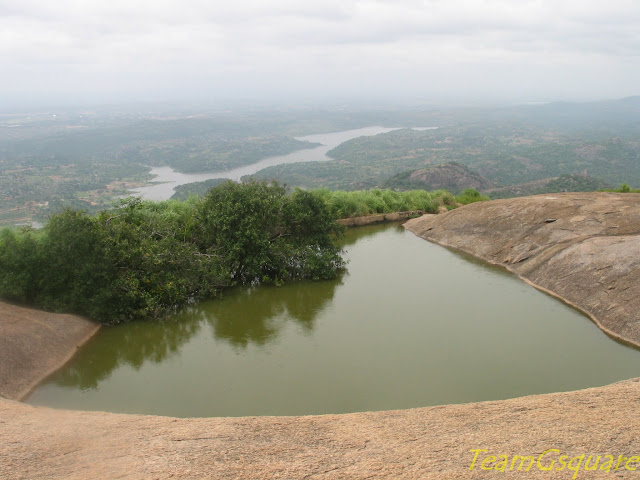 Savandurga fort