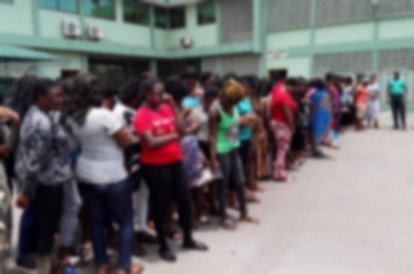 Ghana To Deport 72 Nigerian Prostitutes