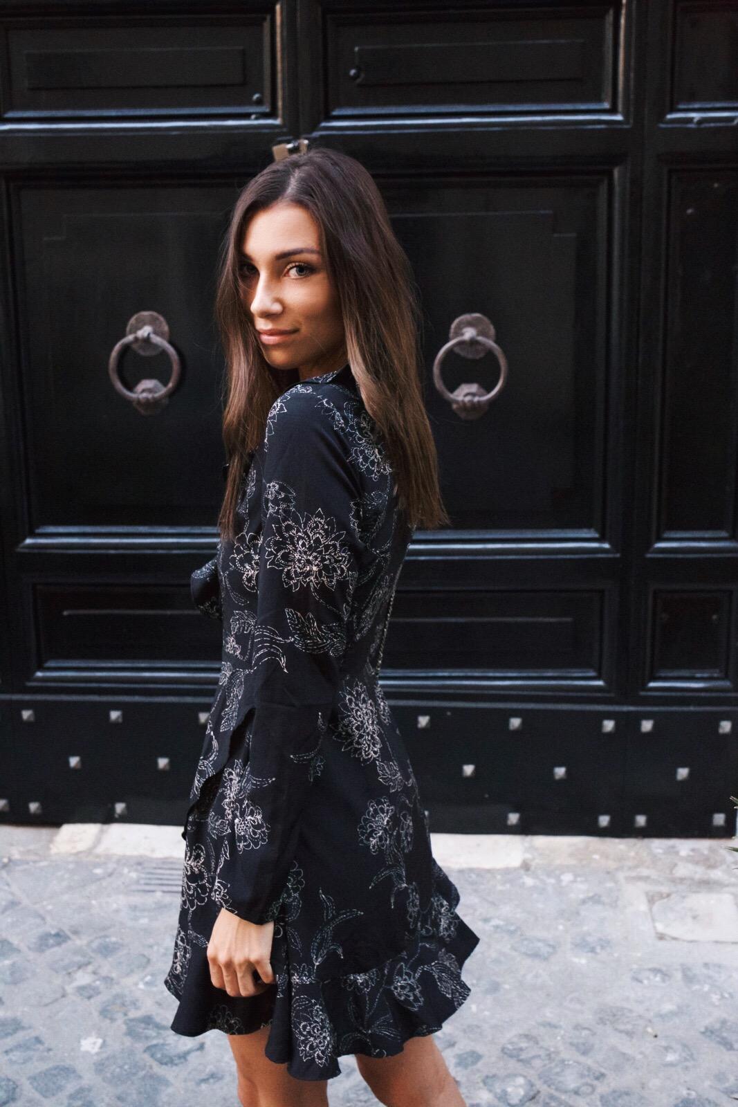 la petite robe noire, maeva dck, rome, lookbook, blogueuse mode, missguided