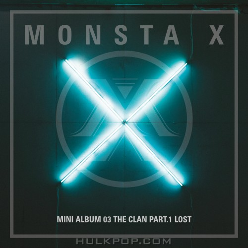 MONSTA X – THE CLAN pt.1 `LOST` – EP
