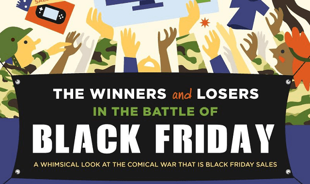 The Winners and Losers in the Battle of Black Friday