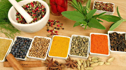 NATURAL SPICES FOR WEIGHT LOSS